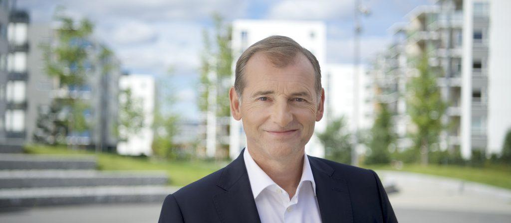 Administrerende direktør i Norges Eiendomsmeglerforbund Carl O. Geving