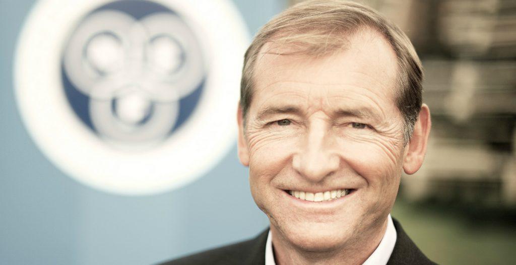 Administrerende direktør i Norges Eiendomsmeglerforbund Carl O. Geving (Foto: CF Wesenberg/Kolonihaven)