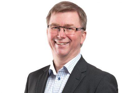 Jens Helge Hodne er leder av Forum for Næringsmeglere