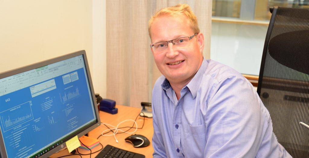 Forbrukerrådgiver Carsten Henrik Pihl