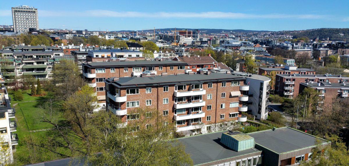 Boligprisene stiger i Oslo