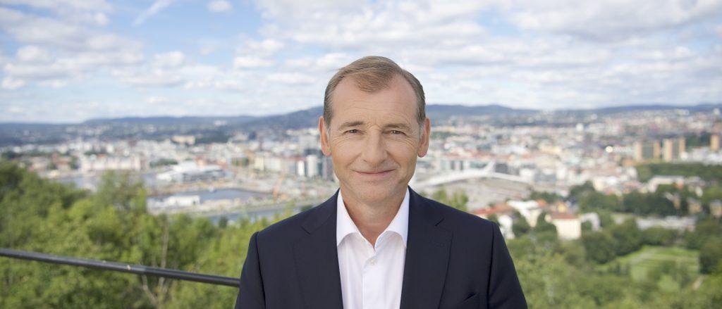 Administrerende direktør i Norges Eiendomsmeglerforbund Carl O. Geving (FOTO: CF-Wesenberg@kolonihaven.no)