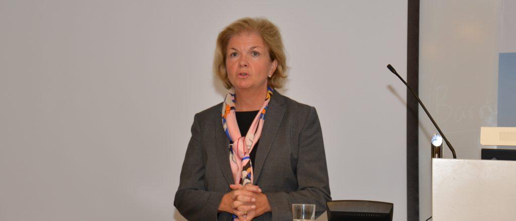 direktør for markedstilsyn i Finanstilsynet Anne Merethe Bellamy