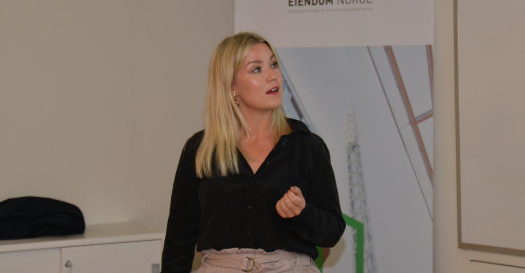 Tonje Hovde Skjelbostad, fagdirektør for bolig hos Forbrukerombudet