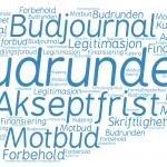 9 viktige ord å kunne i budrunden