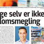 Å selge selv er ikke eiendomsmegling