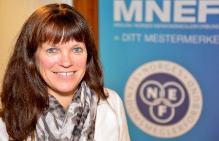 Margrethe Røse Solli, fagsjef i NEF