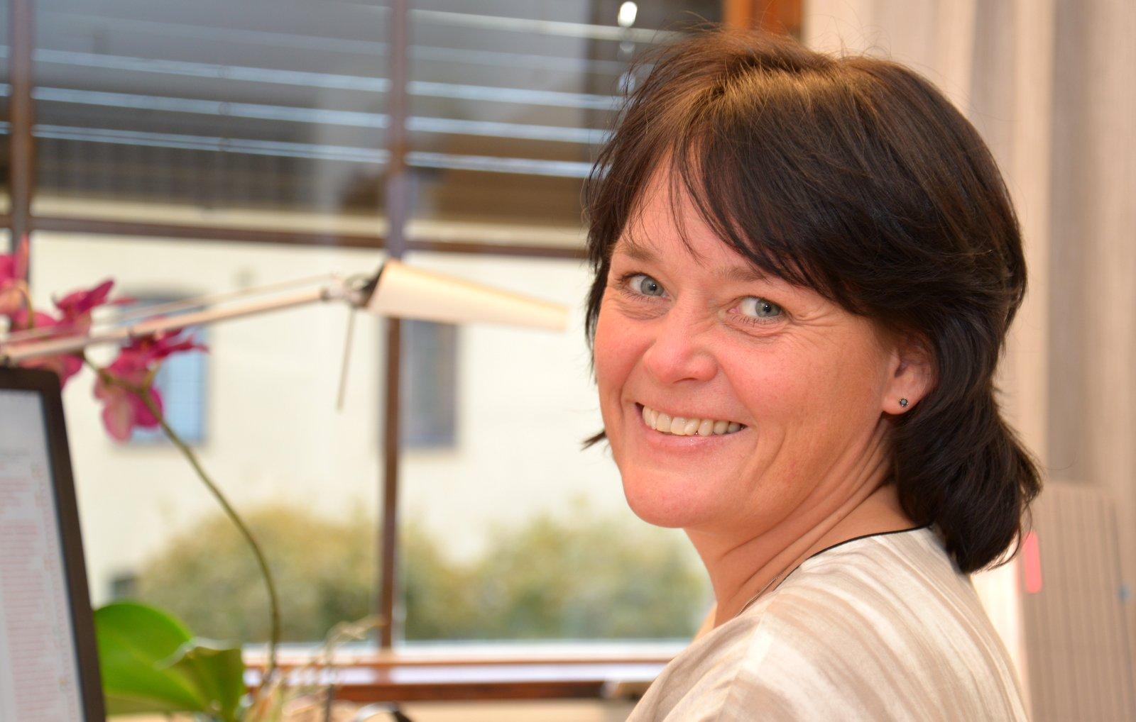 Nina Skumsrud, advokat i NEFs juridiske avdeling