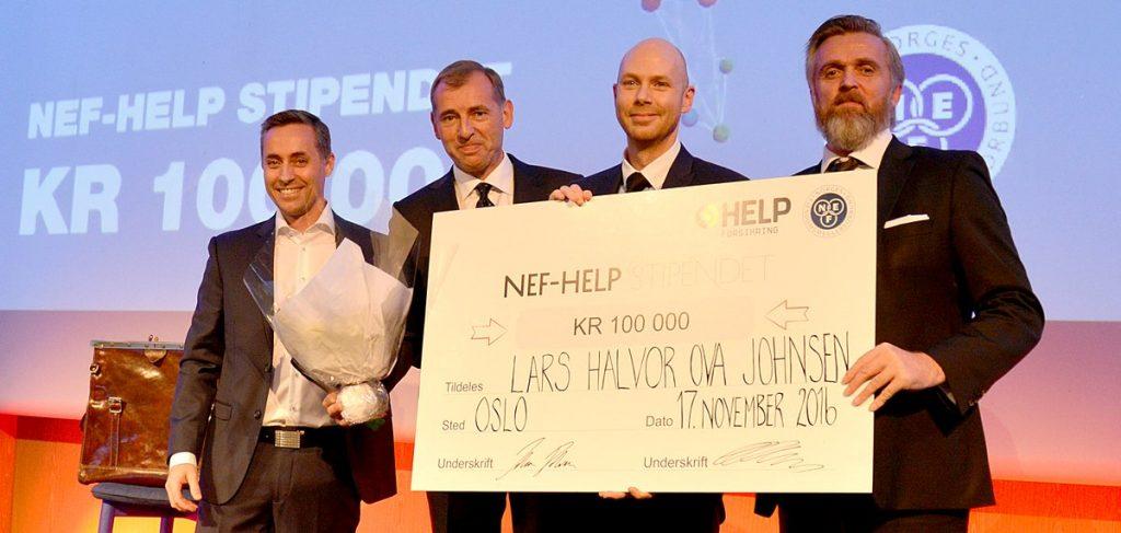 NEF HELP-stipendet 2016