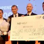 NEF-Help-stipendet tildelt Lars Halvor Ova Johnsen