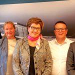 NEF i møte med Forbrukerrådet:  Felles interesse og målsetning om trygg bolighandel