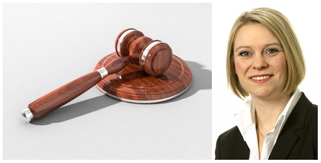 Silje Andresen, fagsjef og advokat hos HELP forsikring