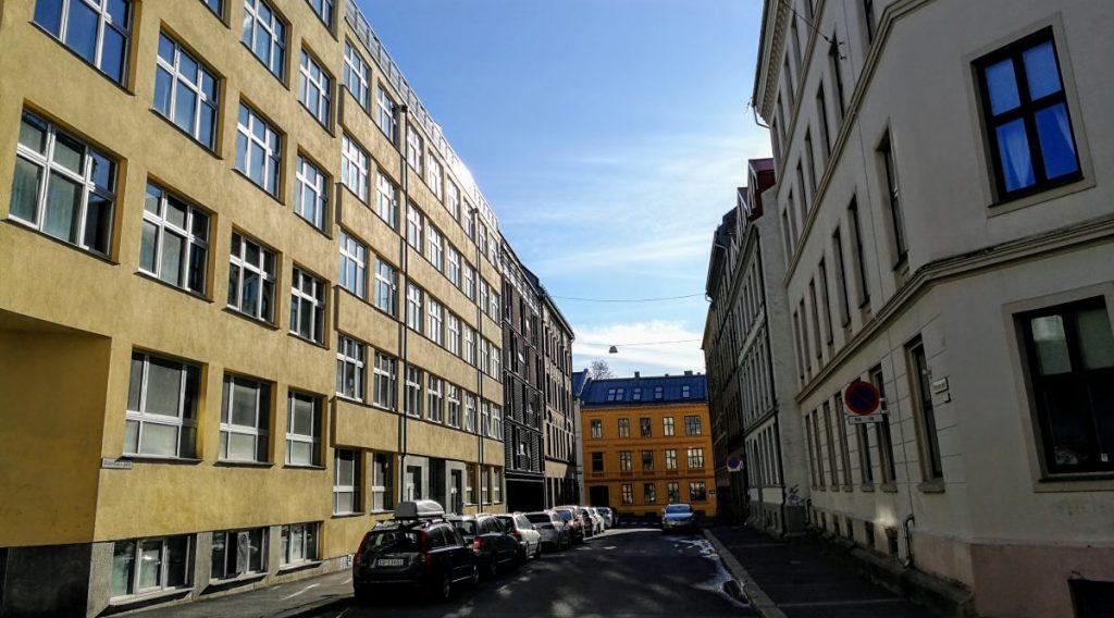 Sekundærboliger i Oslo