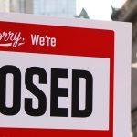 Om gyldigheten av permittering av eiendomsmeglere